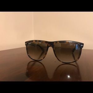 d0f95643b3a Ray-Ban Accessories - Ray-Ban 4147 Tortoise Color Polarized Sunglasses